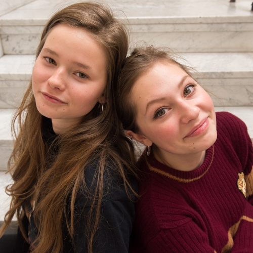 Issa & Marijn